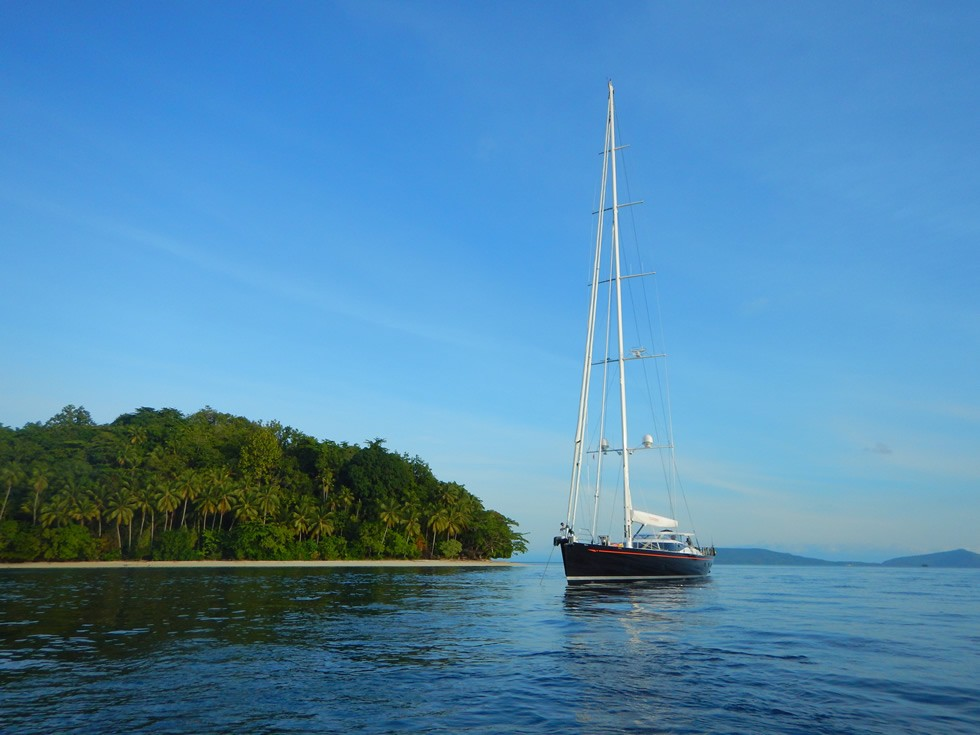 Cruising Indonesia