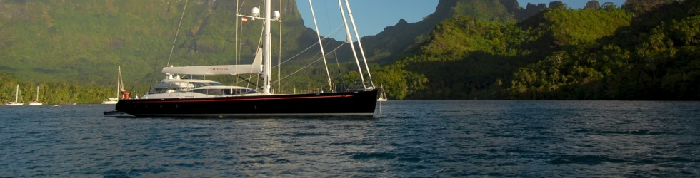 Cruising French Polynesia