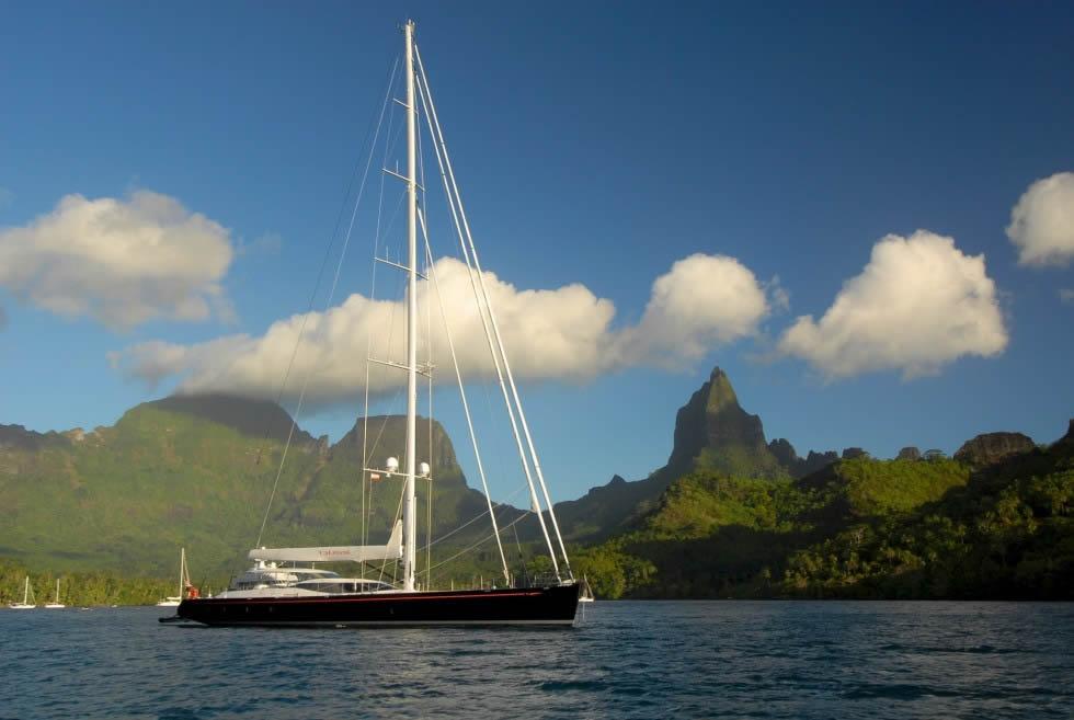 Cruising French Polynesia