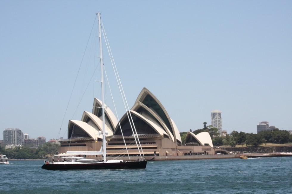 Bliss heads for Sydney