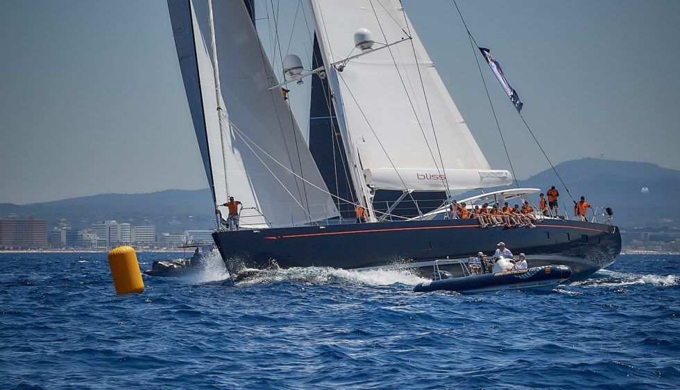 Racing in the Superyacht Cup – Palma de Mallorca